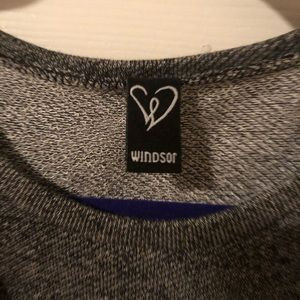 Windsor Tops - Windsor Tie Up Crop Top